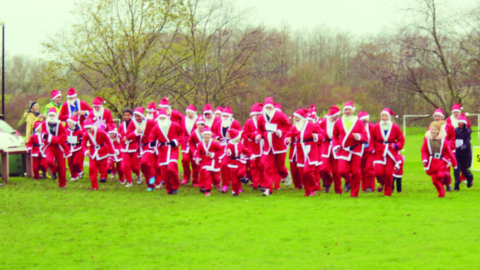 Christmas Parkrun.Want To Do Something Different On Christmas Day Take Part