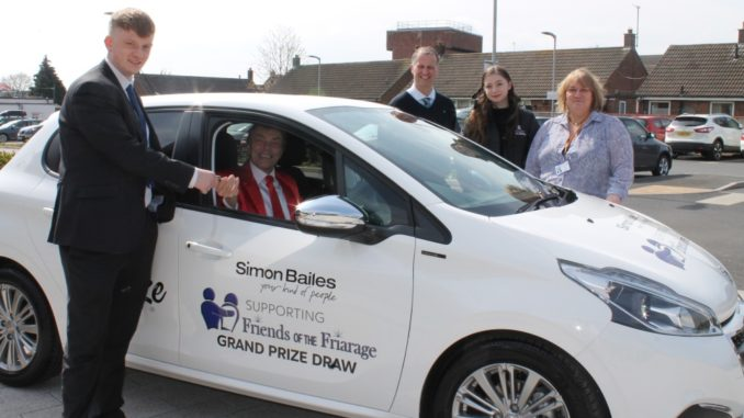 Chance to win new car in Friarage fundraiser - Hambleton Today